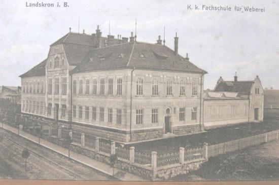škola v roce 1911
